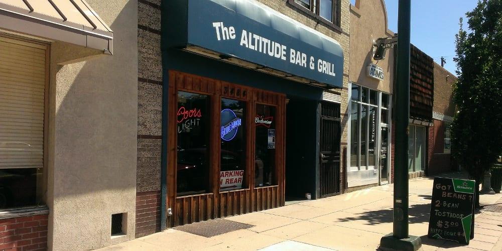 Altitude Bar Englewood