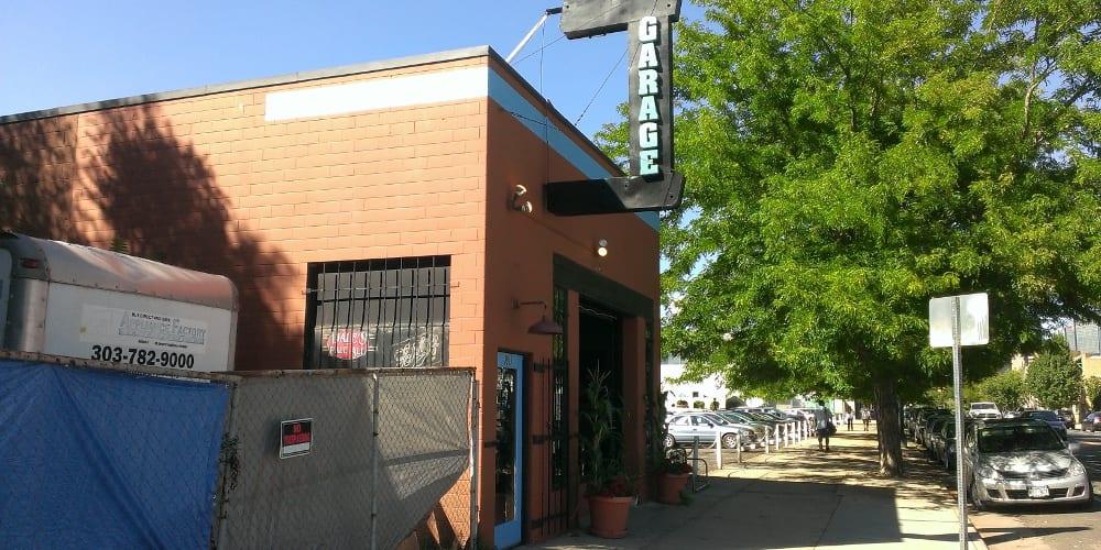 Bannock Street Garage Denver