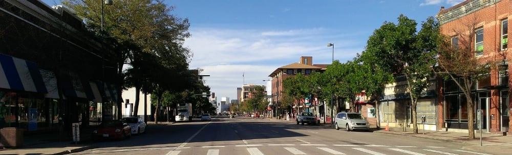 Broadway Street Denver
