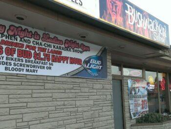 Bushwackers Saloon Denver