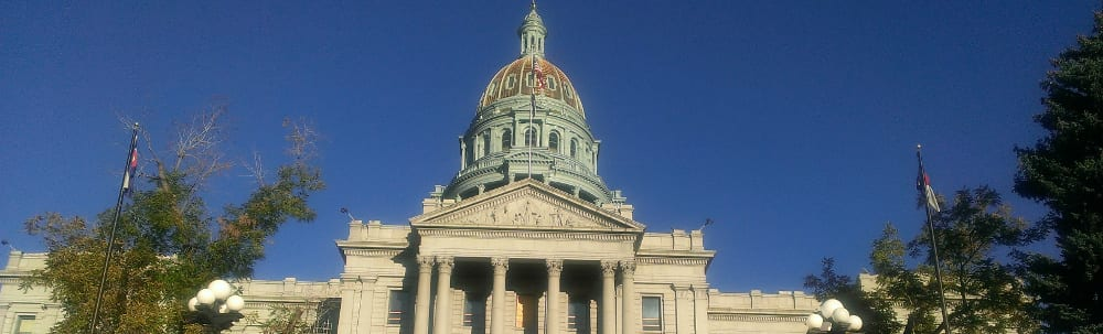 Denver Colorado Capitol Building