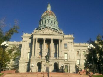 Denver Colorado Capitol Building