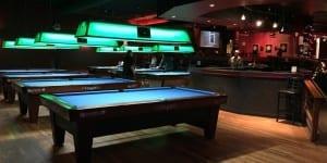 Felt Billiards Bar Pool Tables