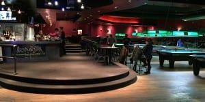 Felt Billiards Bar Interior