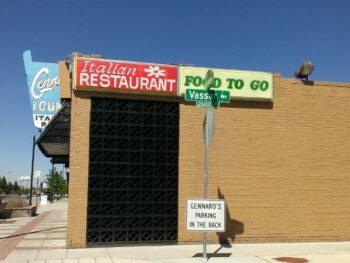 Gennaro's Cafe Denver