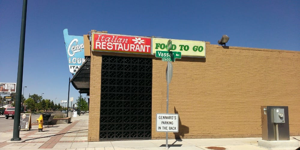 Gennaro S Cafe Italiano Denver Co