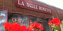 La Belle Rosette Espresso and Wine Bar Denver