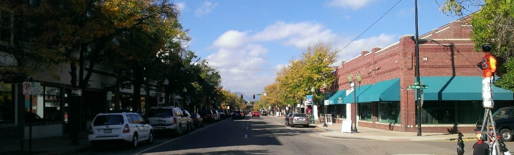 Littleton CO Downtown