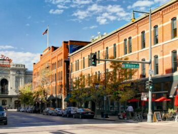 Lower Downtown Denver Colorado