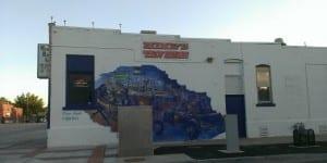 Mike's Tavern Denver Mural