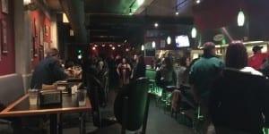 Moe's Original BBQ South Broadway Bar