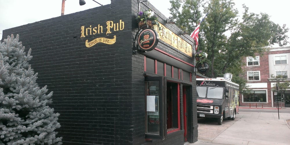 Ned Kelly's Irish Pub Littleton