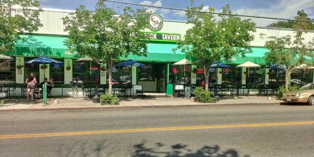 The Park Tavern And Restaurant Denver