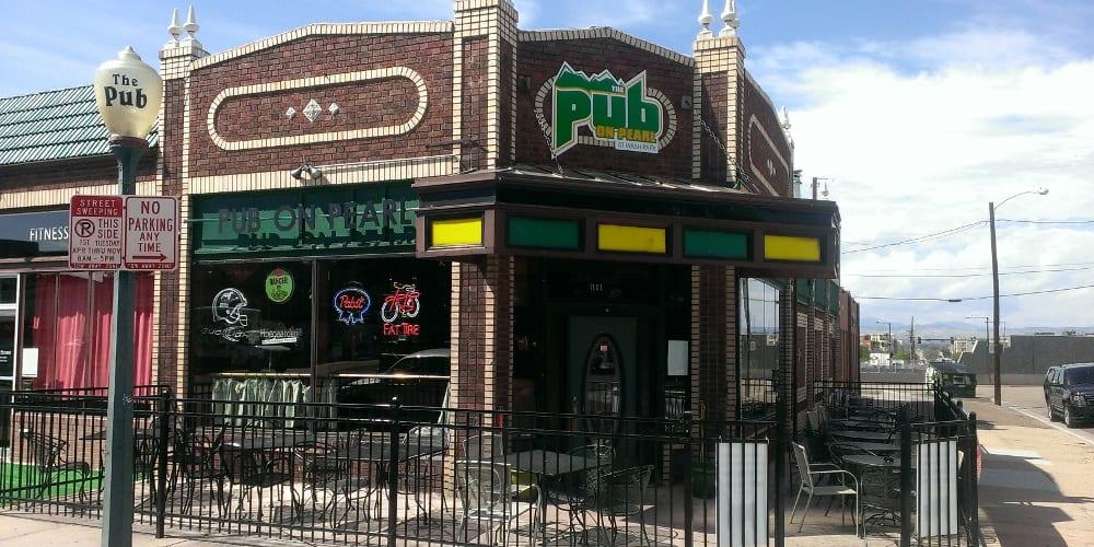 Pub On Pearl Denver