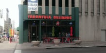 Tarantula Billiards Denver