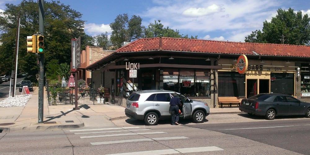 Uoki Restaurant Denver