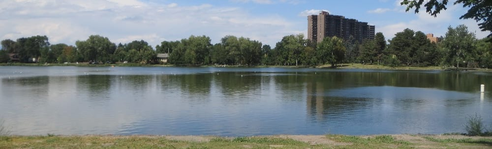 Wash Park Lake