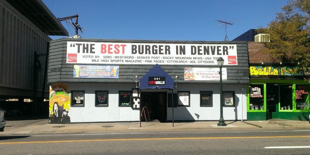 City Grille Denver
