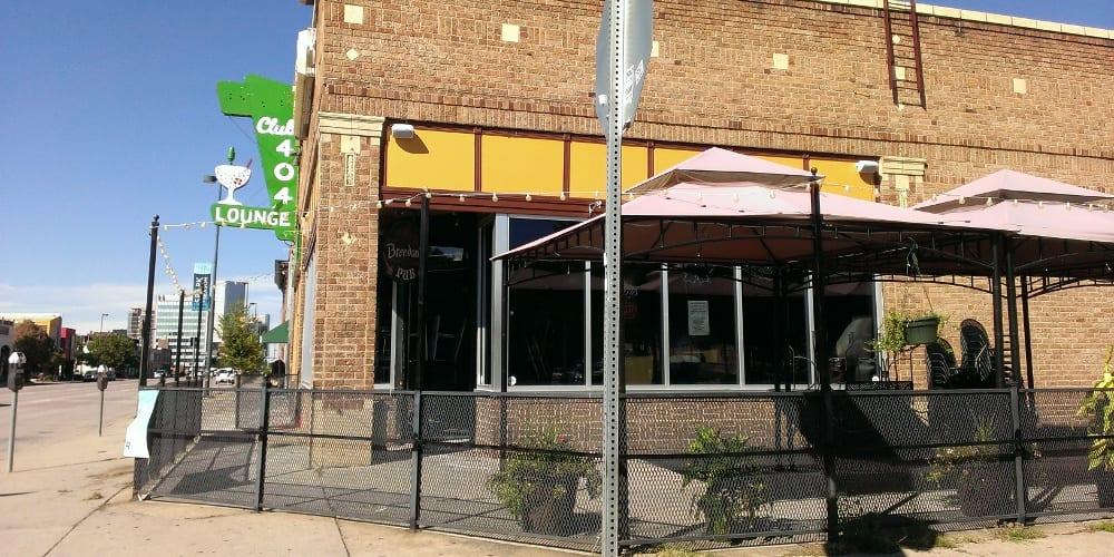 Brendan's 404 Pub Denver