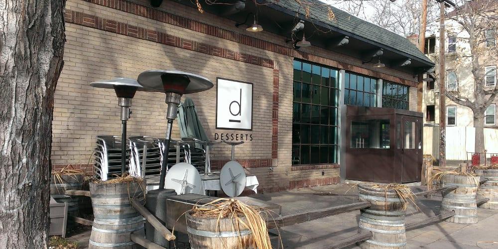 D Bar Desserts Denver