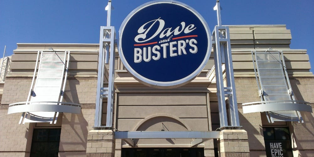 Dave Amp Buster S Specials University Happy Hours