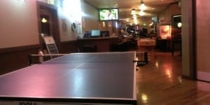 Federal Bar Ping Pong