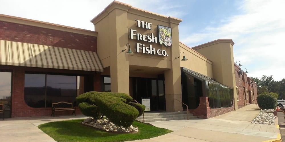 Fresh Fish Co Denver