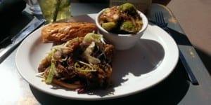 Gary Lee's Motor Club Sandwich