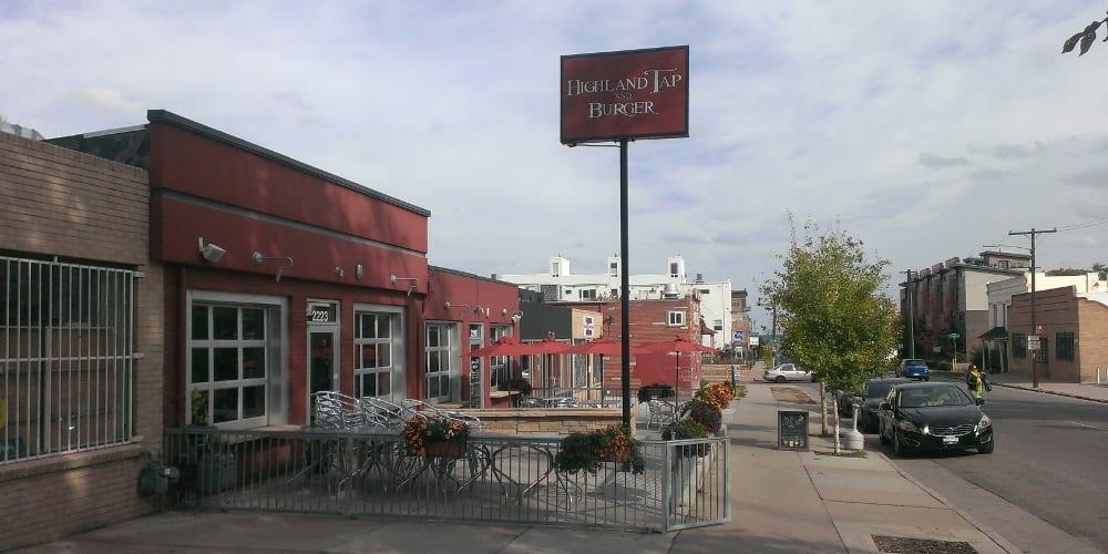 Highlnads Tap And Burger Denver