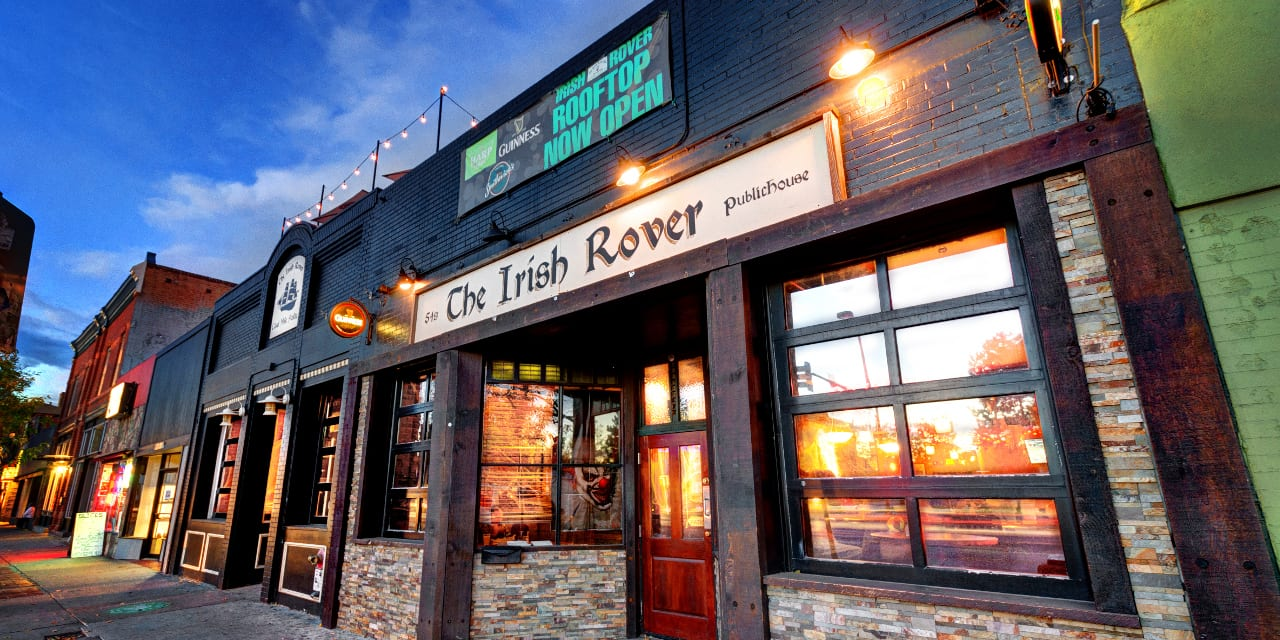 Irish Rover Denver