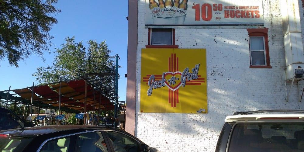 Jack-n-Grill Denver