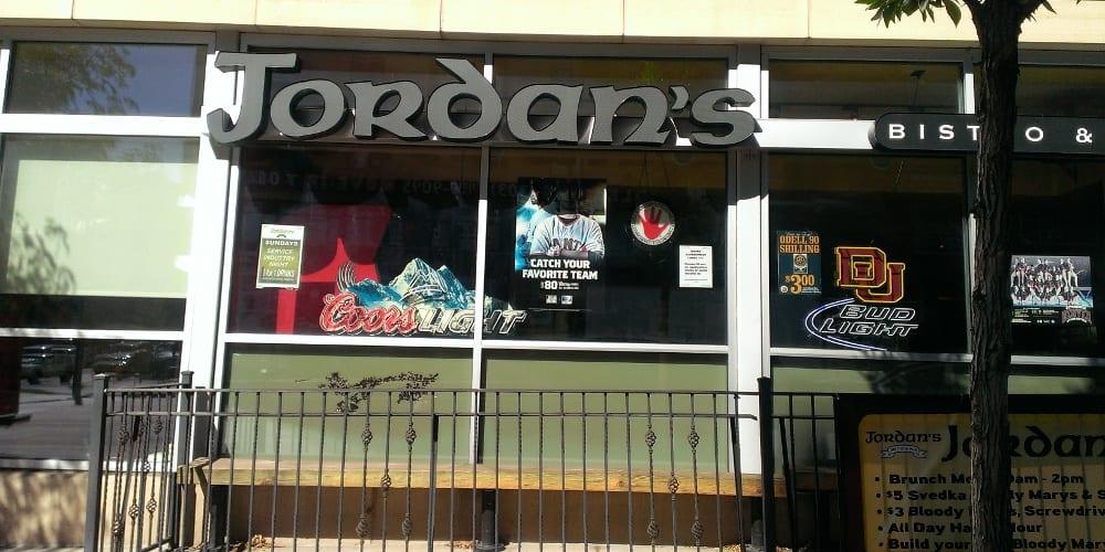 Jordan's Bistro Denver