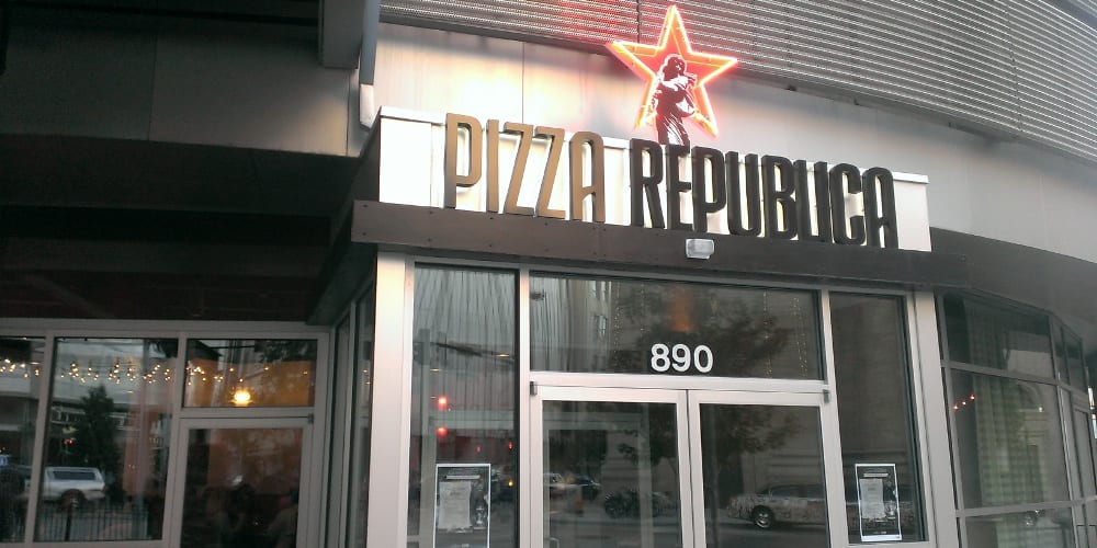 Pizza Republica Denver