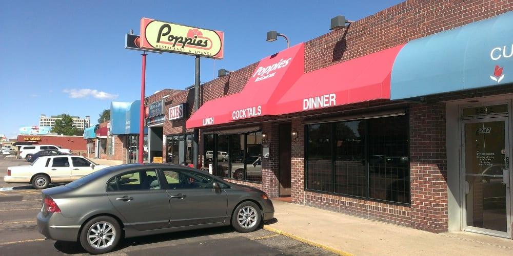 Poppies Restaurant Denver