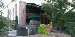 Randolph's Restaurant Patio Denver