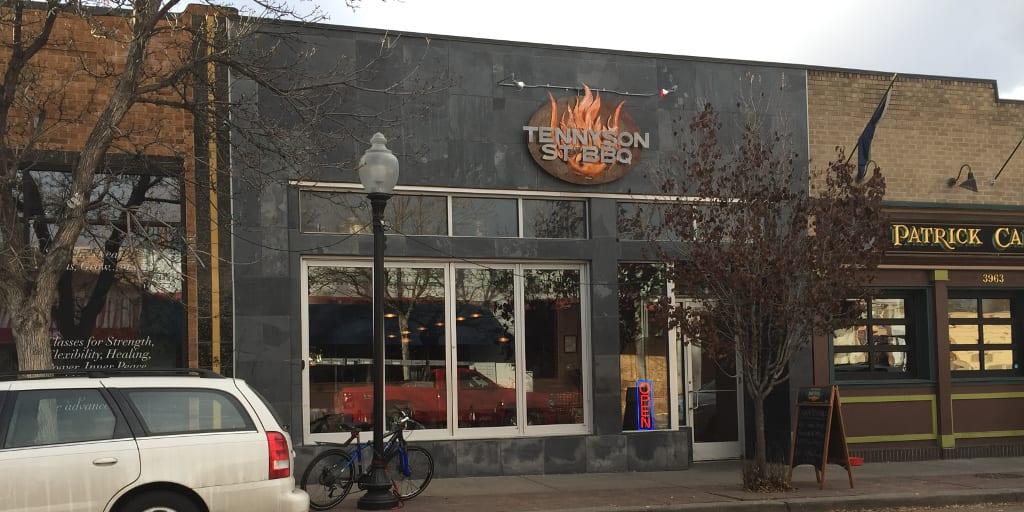 Tennyson St BBQ Denver