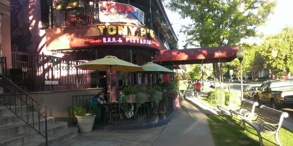 Tony P's Pizzeria Denver