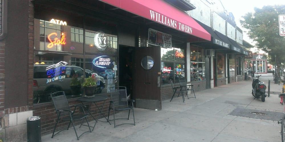 William's Tavern Denver