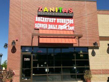 Zanitas Mexican Restaurant Denver