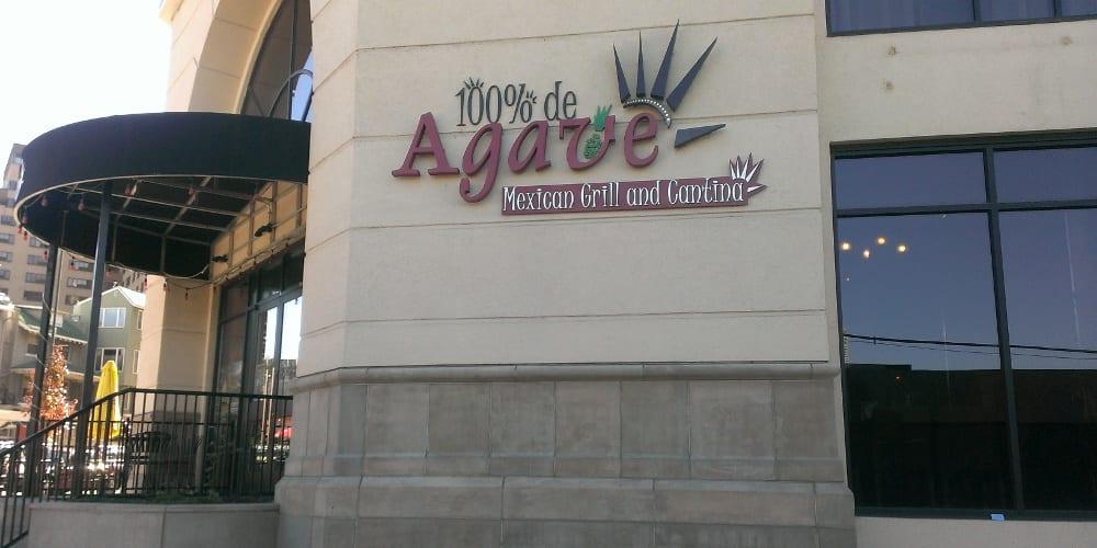 100% de Agave Denver