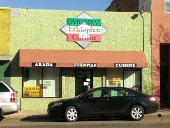 Arada Ethiopian Restaurant Denver