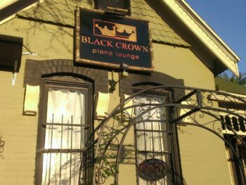 Black Crown Piano Lounge Denver