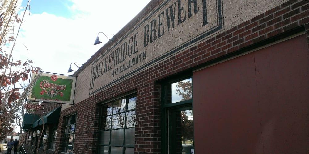 Breckenridge Brewery Denver