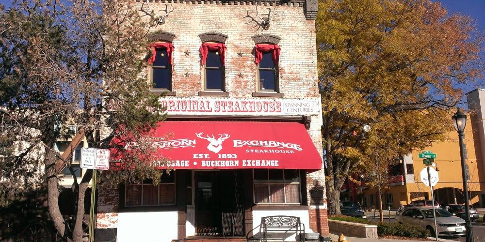 Buckhorn Exchange Denver