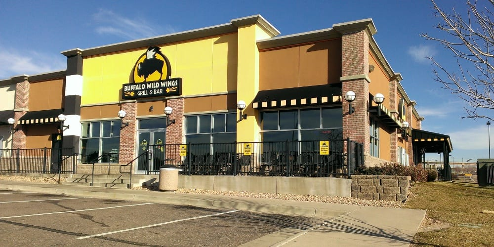 Buffalo Wild Wings Centennial