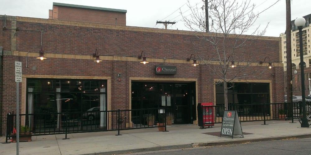 Charcoal Restaurant Denver