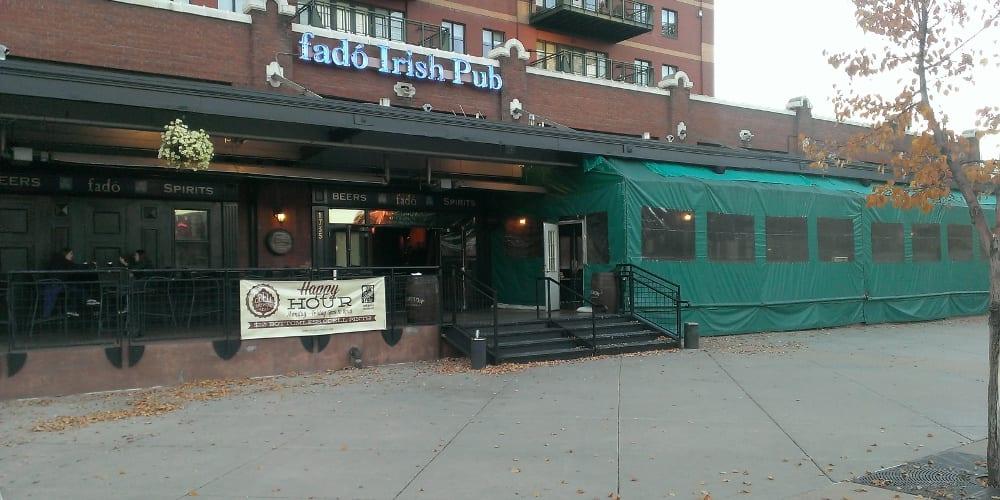 Fado Irish Pub Denver