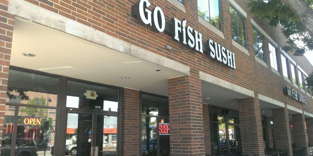Go Fish Sushi Denver