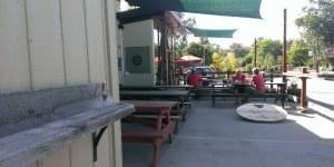 Hogshead Brewery Patio