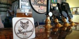 Hogshead Brewery Cask Draughts
